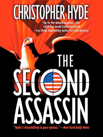 The Second Assassin by Christopher Hyde