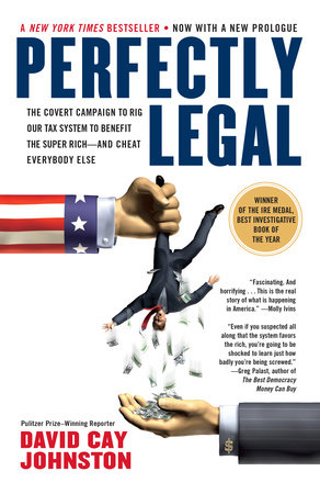 Perfectly Legal by David Cay Johnston