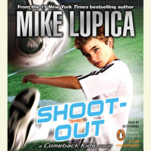 Shoot-Out: a Comeback Kids Novel Cover
