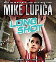 Long Shot: a Comeback Kids Novel Cover