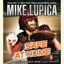 Safe at Home: a Comeback Kids Novel Cover