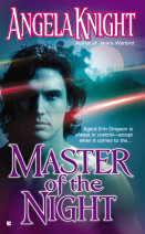 Master of the Night Cover