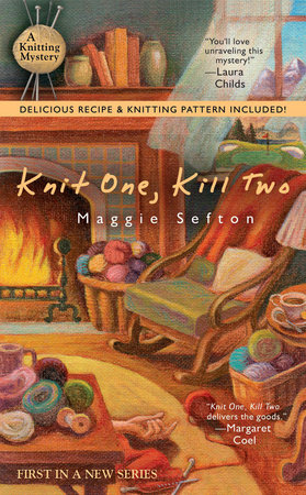 Knit One, Kill Two cover