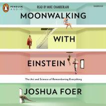 Moonwalking with Einstein Cover