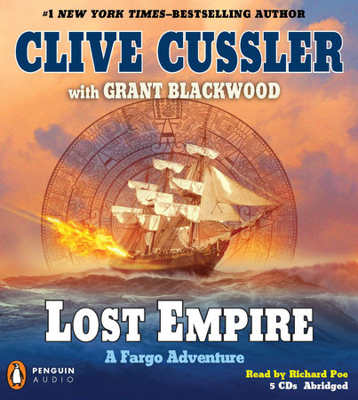 Lost Empire by Clive Cussler and Grant Blackwood