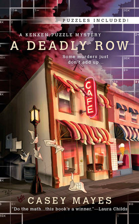 A Deadly Row by Casey Mayes