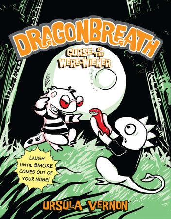Dragonbreath #3 by Ursula Vernon