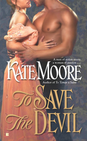 To Save the Devil by Kate Moore