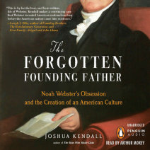The Forgotten Founding Father Cover