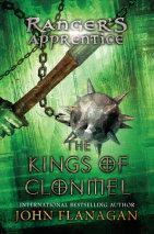 Ranger's Apprentice, Book 8: Kings of Clonmel Cover