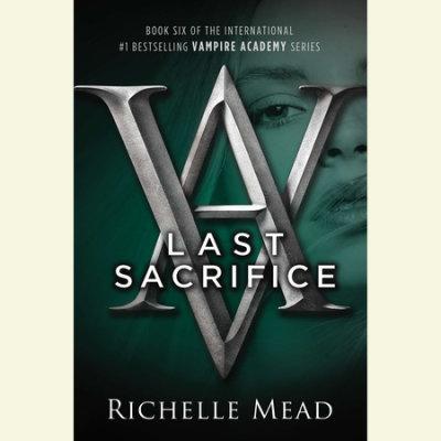 Last Sacrifice cover