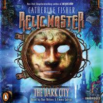 Relic Master: the Dark City Cover