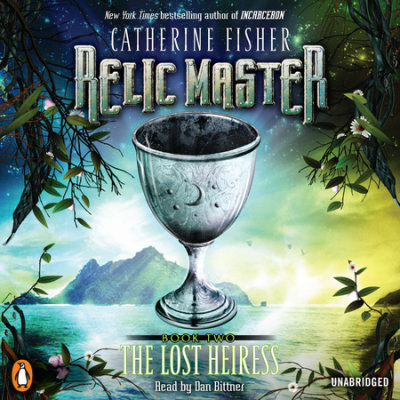 Relic Master: the Lost Heiress cover
