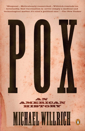 Pox by Michael Willrich