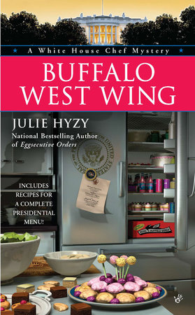 Buffalo West Wing by Julie Hyzy
