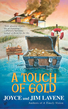 A Touch of Gold by Joyce and Jim Lavene