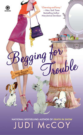 Begging for Trouble by Judi McCoy
