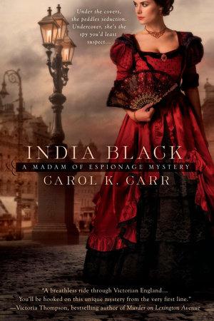 India Black by Carol K. Carr