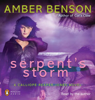 Serpent's Storm Cover