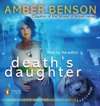 Death's Daughter Cover