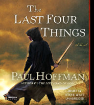 The Last Four Things Cover