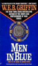 Men in Blue Cover