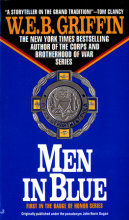 Men in Blue Cover