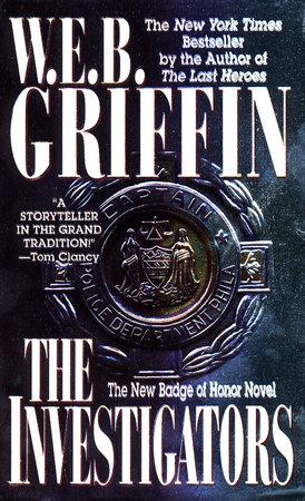 PT2 Investigators by W.E.B. Griffin