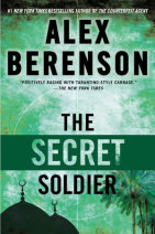 The Secret Soldier Cover