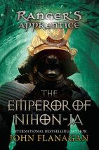 Ranger's Apprentice, Book 10: the Emperor of Nihon-Ja Cover