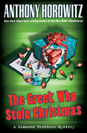 The greek who stole christmas by anthony horowitz the greek who stole christmas by anthony horowitz fandeluxe Choice Image