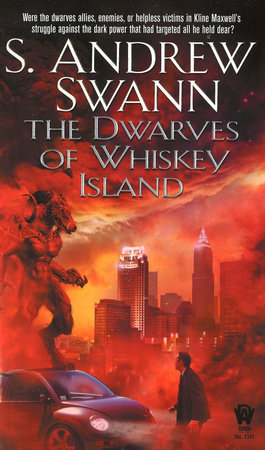 The Dwarves of Whiskey Island by S. Andrew Swann