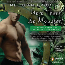 Here There Be Monsters Cover