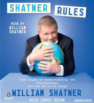 Shatner Rules Cover