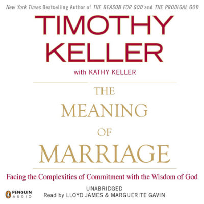 The Meaning of Marriage cover