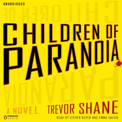 Children of Paranoia cover