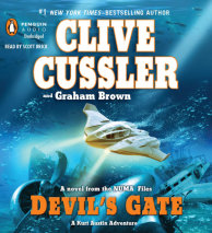 Devil's Gate Cover