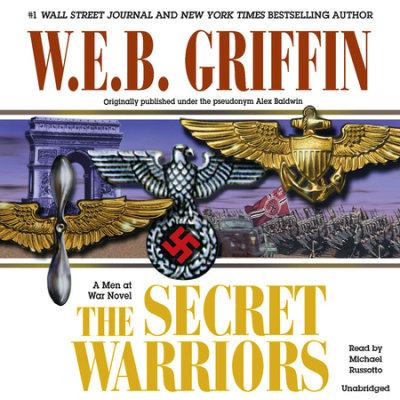 The Secret Warriors cover
