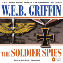 Soldier Spies Cover