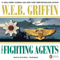 The Fighting Agents Cover