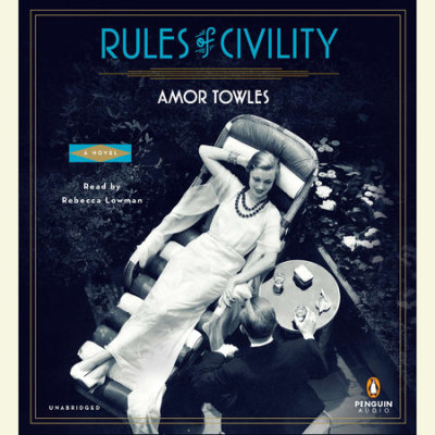 Rules of Civility cover