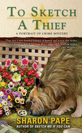 To Sketch a Thief by Sharon Pape