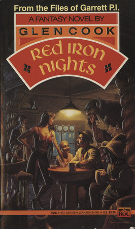 Red Iron Nights