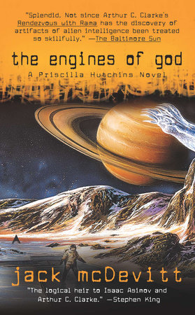 Engines Of God Hc by Jack McDevitt