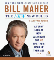 The New New Rules Cover
