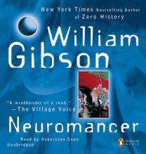 Neuromancer Cover