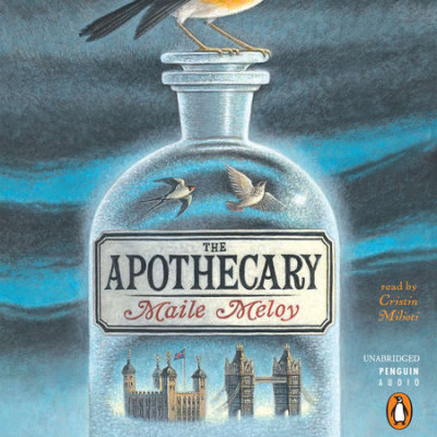 The Apothecary cover