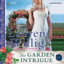The Garden Intrigue Cover
