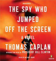The Spy Who Jumped Off the Screen Cover