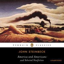 America and Americans and Selected Nonfiction Cover
